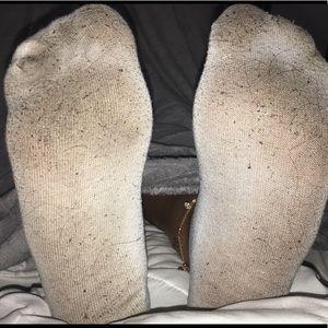 Well worn women's socks 👣